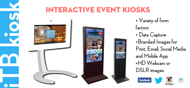 Interactive Photo Marketing Kiosk
